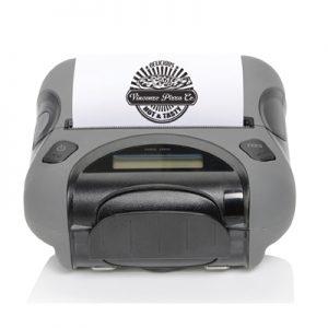 SM-T300i - Robustní 3´(80mm), mobilní tiskárna Bluetooth pro iOS, Android, Windows